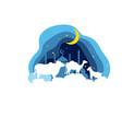eid al adha mubarak icon vector image vector image