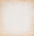 brown canvas to use as grunge background vector image vector image