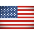 flag united states america independence vector image vector image