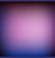 abstract gradient background blurred purple vector image vector image