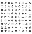 line icons for different vector image