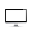PC icon vector image vector image