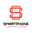 Smart Phone Design vector image