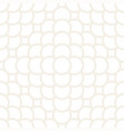 seamless subtle lines mosaic pattern modern vector image vector image