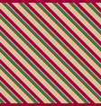 seamless texture in christmas colors with vector image vector image