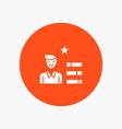 find job human resource magnifier personal vector image vector image