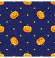 Funny ripe pumpkin vector image vector image