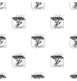 Skin icon in black style isolated on white vector image vector image