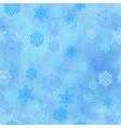 Wrapping Vintage Paper Snowflake Seamless Pattern vector image