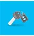 car rent concept flat icon vector image