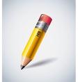 Pencil icon Instrument design graphic vector image