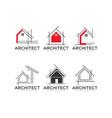 architect construction logo design