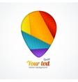 Modern banner Design template for text