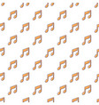 music note pattern seamless vector image