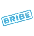 Bribe Rubber Stamp vector image