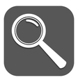 Magnifier Glass Search icons vector image vector image