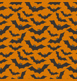 seamless halloween background easy to edit image vector image vector image