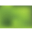 green background soft blur vector image