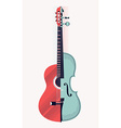 Morphed Violin and Guitar Icon