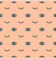 pop art eyes seamless pattern abstract background vector image vector image