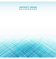 abstract soft blue stripes pattern background vector image vector image