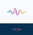 wave audio sound logo