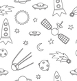 spaces pattern vector image