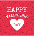happy valentines day background seamless arrows vector image vector image