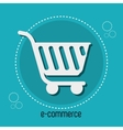 e-commerce shop online design vector image