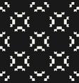 geometric seamless pattern ornamental tribal vector image