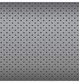 Grill metal background seamless vector image vector image