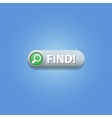 Find Button vector image