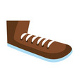 grandfather shoe isolated icon vector image