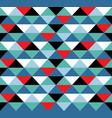 colorful hawaiian tribal seamless pattern vector image
