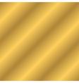 Gold texture seamless pattern diagonal vector image vector image