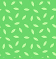 green texture with leaves - colorful background vector image vector image
