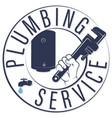 spanner in hand plumbing boiler installation vector image vector image
