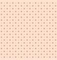 modern stylish simple seamless pattern geometric vector image vector image