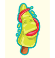 So Sweet sticker vector image vector image