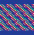 stripe pattern vector image vector image