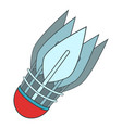 archery arrows icon cartoon style vector image