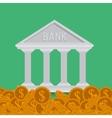 banking trade design vector image