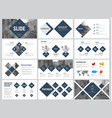 design of white and black minimalistic slides for vector image vector image