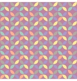 Seamless Circle Retro Pattern vector image vector image