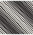 Seamless Hand Drawn Diagonal Lines Pattern