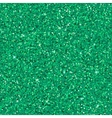 Emerald glitter background vector image vector image
