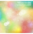 Abstract colors shining background vector image vector image