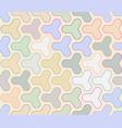 retro repetitive wallpaper - vintage pattern vector image