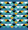 colorful hawaiian tribal seamless pattern vector image vector image