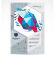 communication technologies business corporative vector image vector image